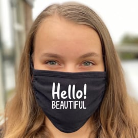 Mondmasker - Hello Beautiful