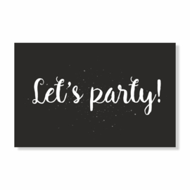 Kadokaart | Let's party!