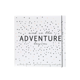 HOP - And so the adventure begins (girl)