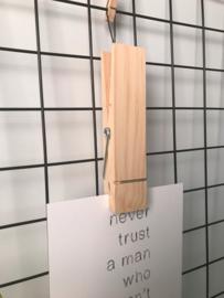 Wasknijper 15 cm