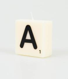 Kaarsen met letter