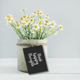 Kadokaart | Think happy thoughts