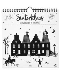 Sinterklaas Aftelkalender en doe-boek (Zoedt)