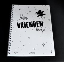Vriendenboekje (meisje)
