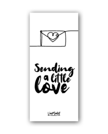 Kadolabel | Sending a little love