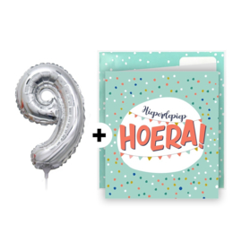 HOP - Send a Balloon (9 jaar)