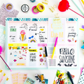 Studio Stationery - Make this week Awesome! (a3)