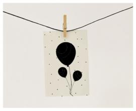 Naamslinger Symbool ballonnen