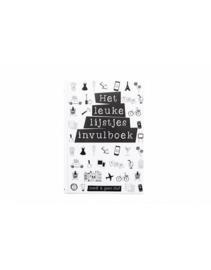 Zoedt - Leuke lijstjes invulboek