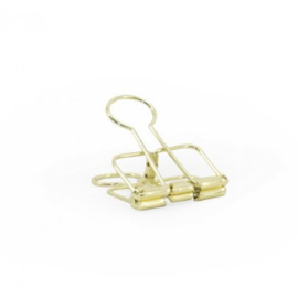Binder clips Goud | 32 mm