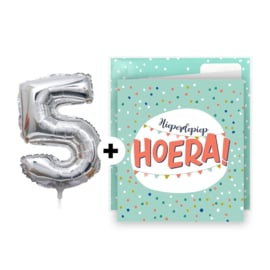 HOP - Send a Balloon (5 jaar)