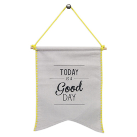 Wimpel | Good Day