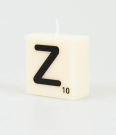 Letterkaars - Z