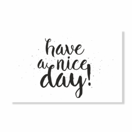 Kadokaart | Have a nice day