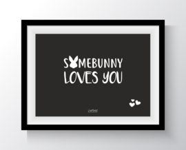 A6 - Somebunny loves you