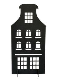 Huisje (klokgevel) 20 cm