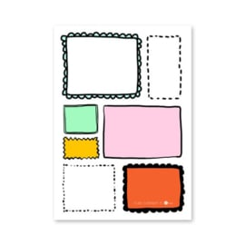 Studio Stationery - Doodle away (a5)