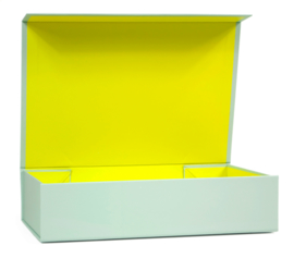 HOP - Opbergbox mint groen