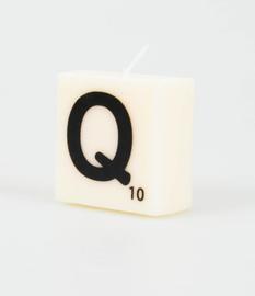 Letterkaars - Q