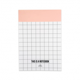 Studio Stationery - This is a notebook (grid)
