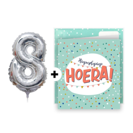 HOP - Send a Balloon (8 jaar)