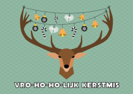 A6 | Vro-ho-ho-ho-lijk kerstmis (oude collectie)