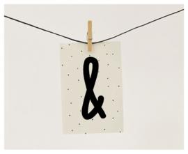 Naamslinger Symbool en-teken