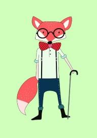 A4 | Foxy fox