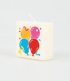 Letterkaars - Ballonnen