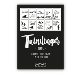 Tuinslinger - Birds