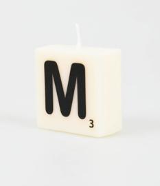 Letterkaars - M