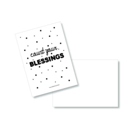 A4 | Count your blessings
