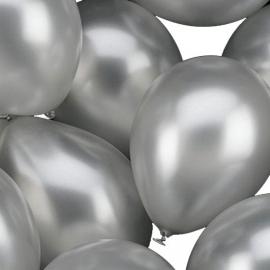 Ballon Zilver