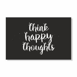 Kadokaart | Think happy thoughts