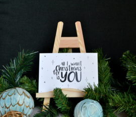 All i want for christmas is you (sterren)