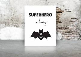 A3 | Superhero in training