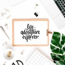 A6 | Life is an adventure
