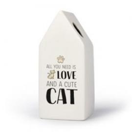 Huisvaasje - Kat