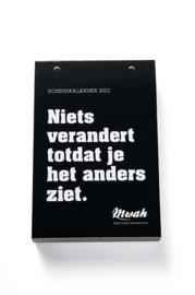 Mwah - Scheurkalender 2021