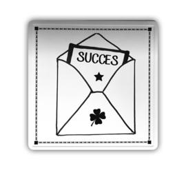 Kaart (blik) - Succes