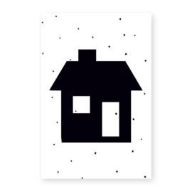 Naamslinger Symbool huisje