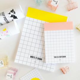 Studio Stationery - Write it down (a4)