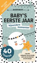 Baby's eerste jaar – Boekbox