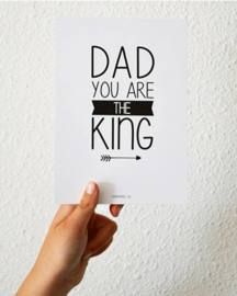 A6 | Dad you are the king