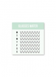Studio Stationery - Water planner