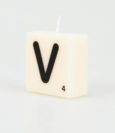 Letterkaars - V