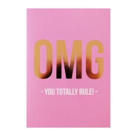 A6 | OMG you totally rule!