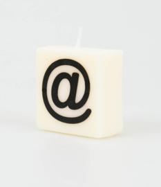 Letterkaars - @