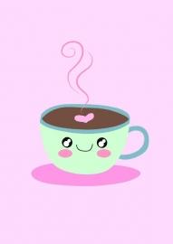 A6 | Cute coffee