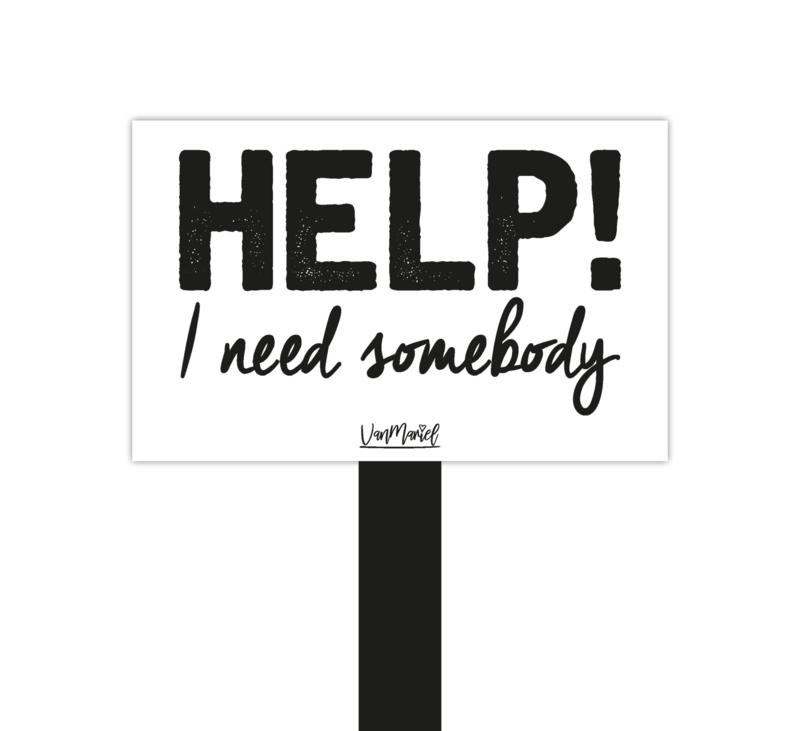Plantensteker | Help i need somebody